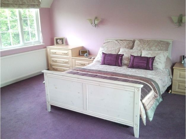 Latchmead - main house double bedroom